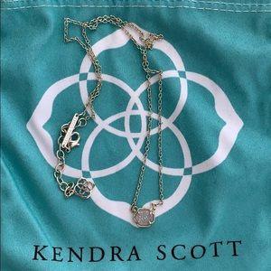 Kendra Scott Druzy Necklace